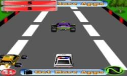 Police Car Speed Racer screenshot 6/6