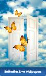 Butterflies Live Wallpapers screenshot 1/6