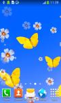 Butterflies Live Wallpapers screenshot 3/6