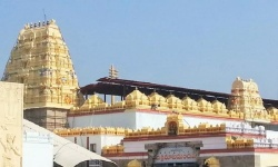 Bhadradri Seetharama Temple screenshot 1/2