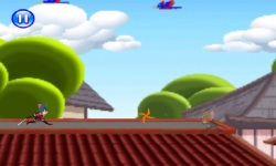 Samurai Tom Vs Ninja Jerry screenshot 3/6