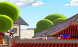 Samurai Tom Vs Ninja Jerry screenshot 4/6