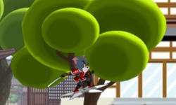 Samurai Tom Vs Ninja Jerry screenshot 6/6