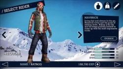 Snowboard Party transparent screenshot 3/6