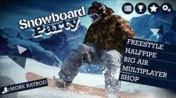 Snowboard Party transparent screenshot 4/6