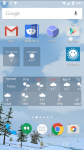 YoWindow Wetter existing screenshot 3/6