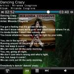 Mobion Music Player screenshot 3/6
