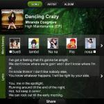 Mobion Music Player screenshot 4/6