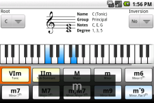 Piano Companion LITE screenshot 1/6