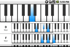 Piano Companion LITE screenshot 3/6
