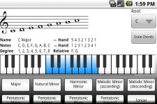 Piano Companion LITE screenshot 4/6