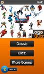 Amazing Superheroes Logo Quiz screenshot 1/5