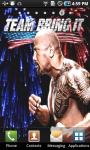 Dwayne The Rock Johnson Live Wallpaper screenshot 1/3
