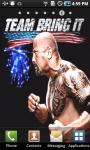 Dwayne The Rock Johnson Live Wallpaper screenshot 3/3