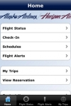 Alaska Airlines/Horizon Air Mobile App screenshot 1/1
