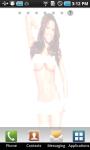 Rosa Acosta Live Wallpaper screenshot 1/3