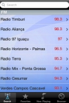 Radio Parana screenshot 1/1