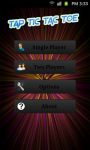 Super Glow Tic Tac Toe screenshot 1/4