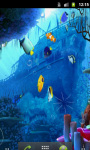 Underwater Wreck Live Wallpaper screenshot 1/5