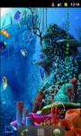 Underwater Wreck Live Wallpaper screenshot 3/5