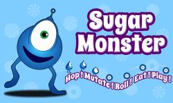Sugar Monster - Hop Eat n Play screenshot 1/5