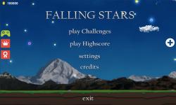 Falling Stars Free screenshot 1/5
