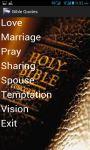 Bible Quotes english screenshot 4/4