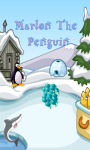 Marlon the Penguin fish story game free screenshot 1/4