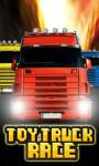 Toy Truck Race - Free screenshot 1/4