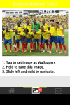 Ecuador National Team Wallpaper screenshot 4/5