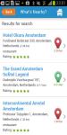 Amsterdam Guide Weather Hotels screenshot 5/6