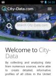 City-Data Reader screenshot 1/6