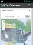 City-Data Reader screenshot 3/6