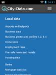 City-Data Reader screenshot 4/6