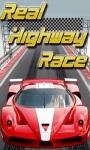 Real Highway Race  screenshot 1/1
