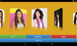 Selena Gomez jigsaw puzzle game	 screenshot 2/6