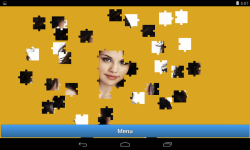 Selena Gomez jigsaw puzzle game	 screenshot 3/6