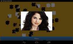 Selena Gomez jigsaw puzzle game	 screenshot 5/6
