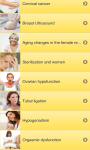 Women Diseases screenshot 2/3