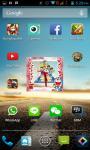 Doraemon Android Clock Widget screenshot 1/4