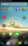 Doraemon Android Clock Widget screenshot 4/4
