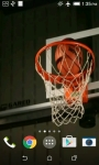 Basketball Video Live Wallpaper screenshot 1/4