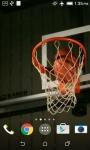 Basketball Video Live Wallpaper screenshot 2/4