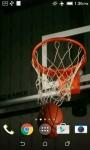 Basketball Video Live Wallpaper screenshot 3/4