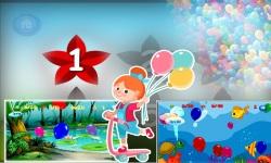 Pop Colorful Balloon:Boom dash screenshot 2/6