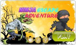 Ninja Escape Game screenshot 1/6