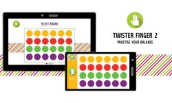 Twister Finger 2 screenshot 3/3