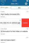 Freelance job search for iOS screenshot 1/1