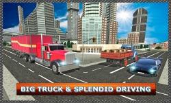 Truck Driver 2016 screenshot 1/4