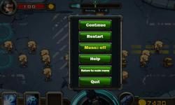 Earth_defence screenshot 2/4